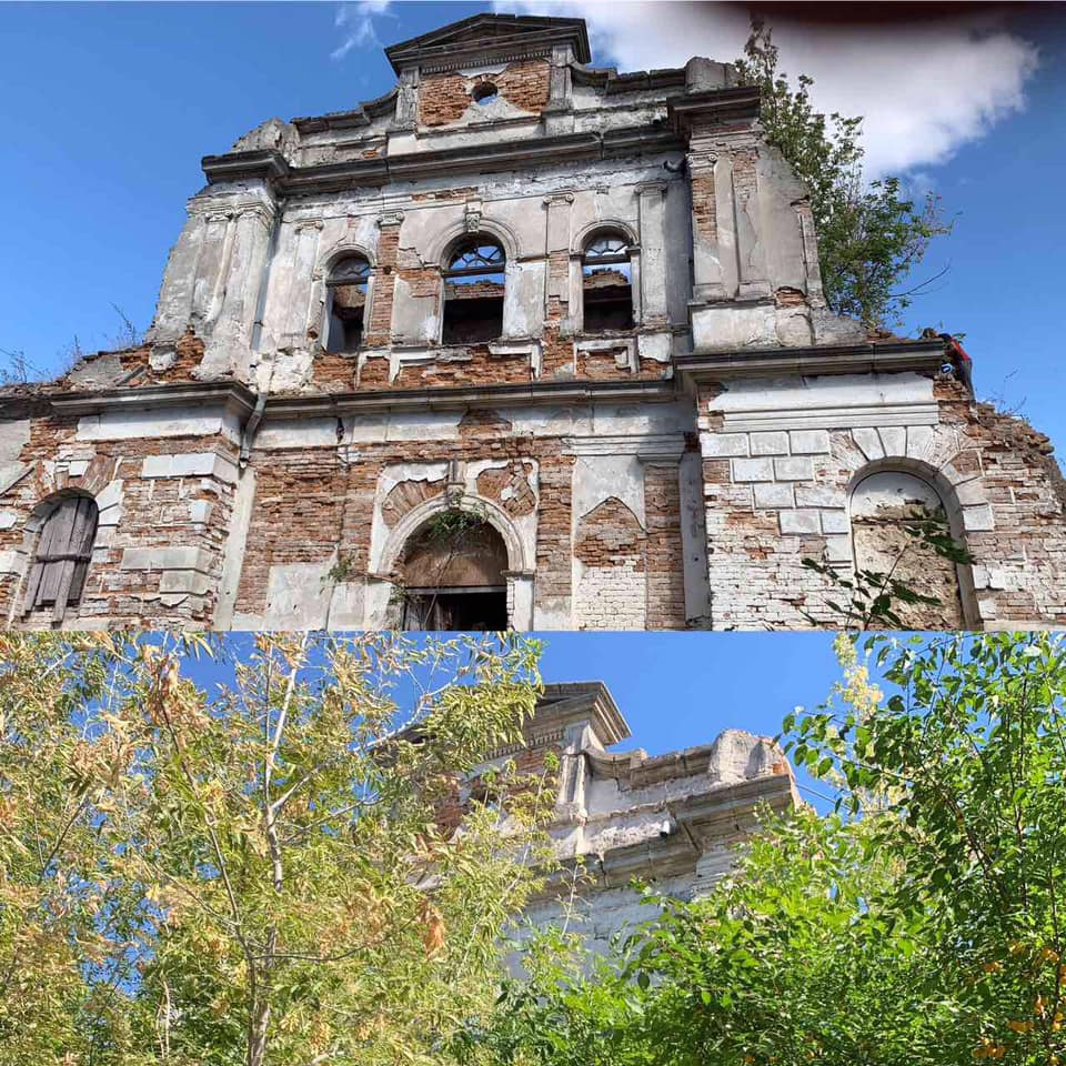 Одразу 9 костелів-руїн на території Тернопільщини хочуть довести до ладу небайдужі. Задля цього навіть створили благодійний фонд.