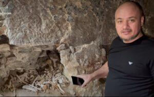 Підземелля Бережанського замку
